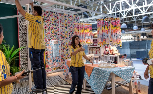 Ikea Arrives In India Tweaking Its Products But Not Its