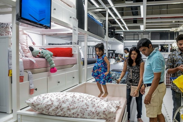 Ikea Opens First India Store Tweaking Products But Not