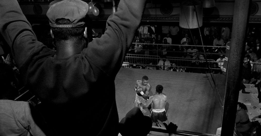 Finding Brotherhood in the Boxing Ring