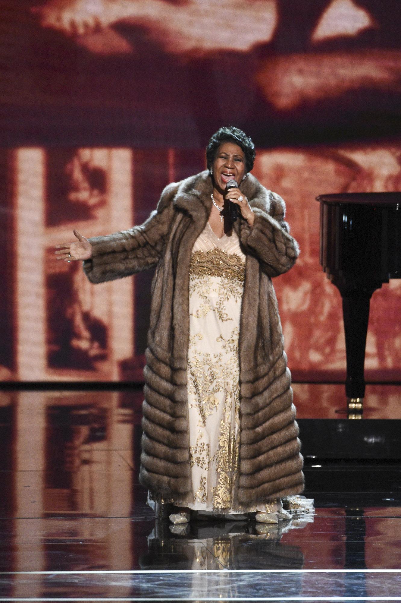 Aretha Franklin A Natural Woman : aretha, franklin, natural, woman, Aretha, Franklin, Brought, House, Kennedy, Center, Times