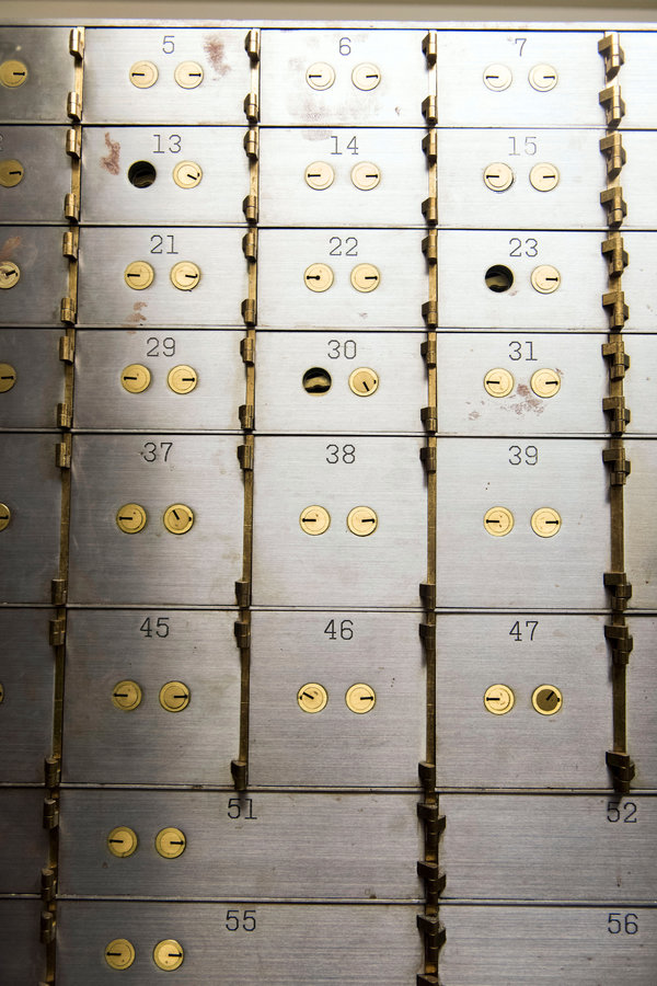 What You Need to Know About Safe Deposit Boxes  The New