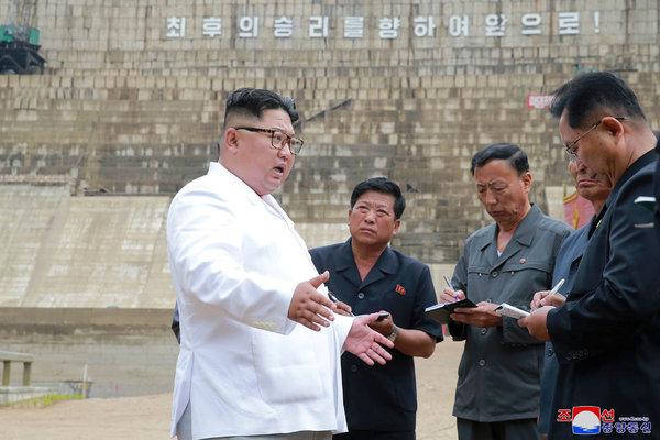 Kim Jong Un Focuses On Economy As Nuclear Talks With US
