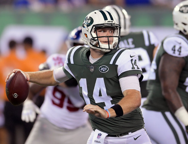 Jets Name Sam Darnold As Their Starting Quarterback The