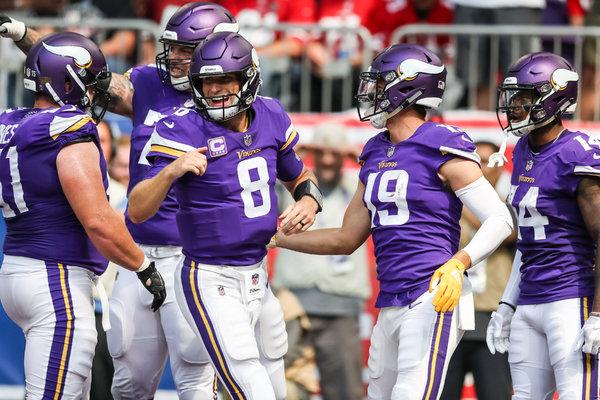 Image result for Minnesota Vikings associated press