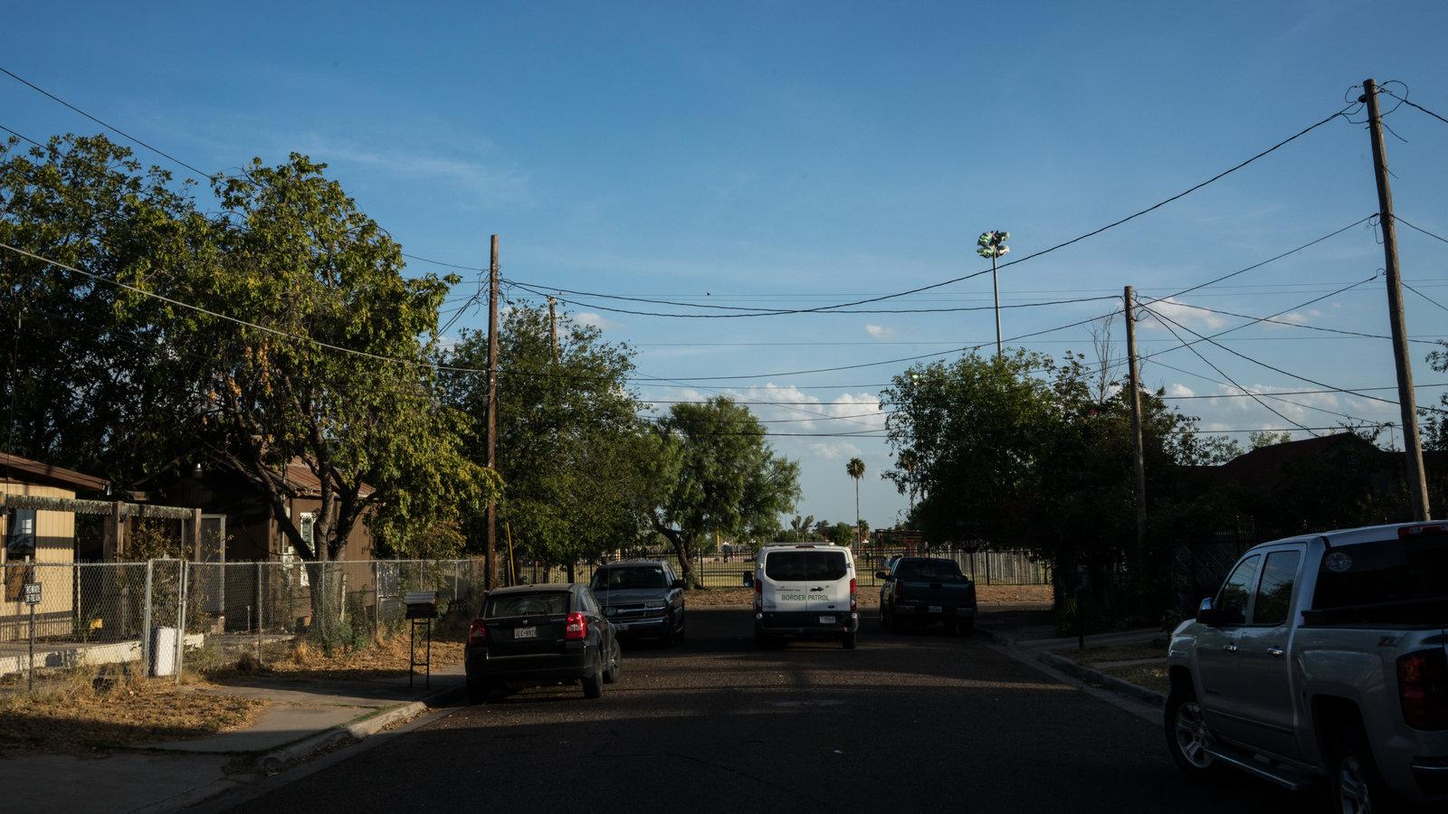 Laredo Texas Agent Border Patrol