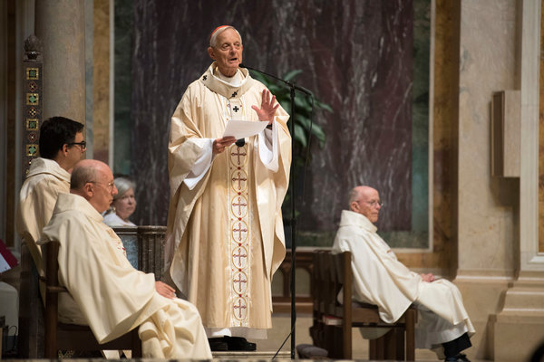 Pope Accepts Wuerl's Resignation As Washington Archbishop