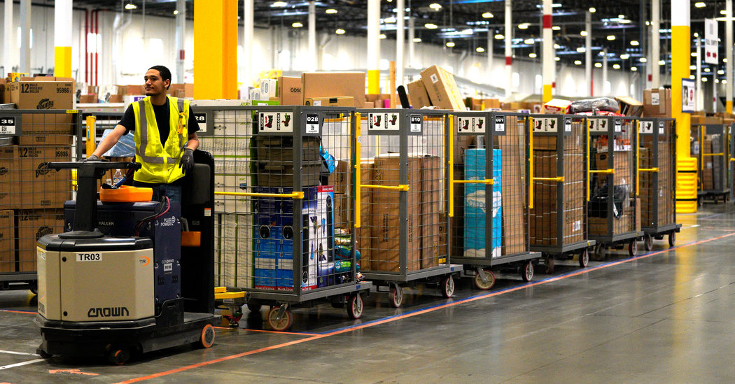 Amazon To Raise Minimum Wage To  For All U S Workersamazon To Raise Minimum Wage To  For All U S Workers
