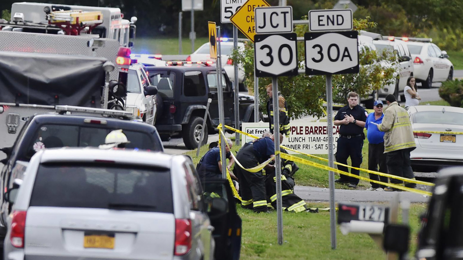 Traffic Accident Investigator Cover Letter 20 Killed In Limo Crash In New York Deadliest U S Accident In 9