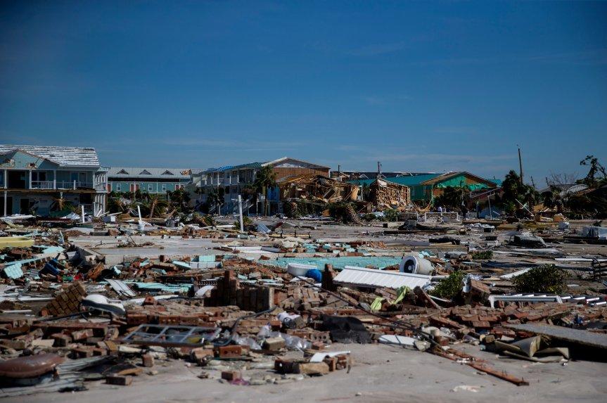 Hurricane Michael devastates Pan Handle of FL - NY times