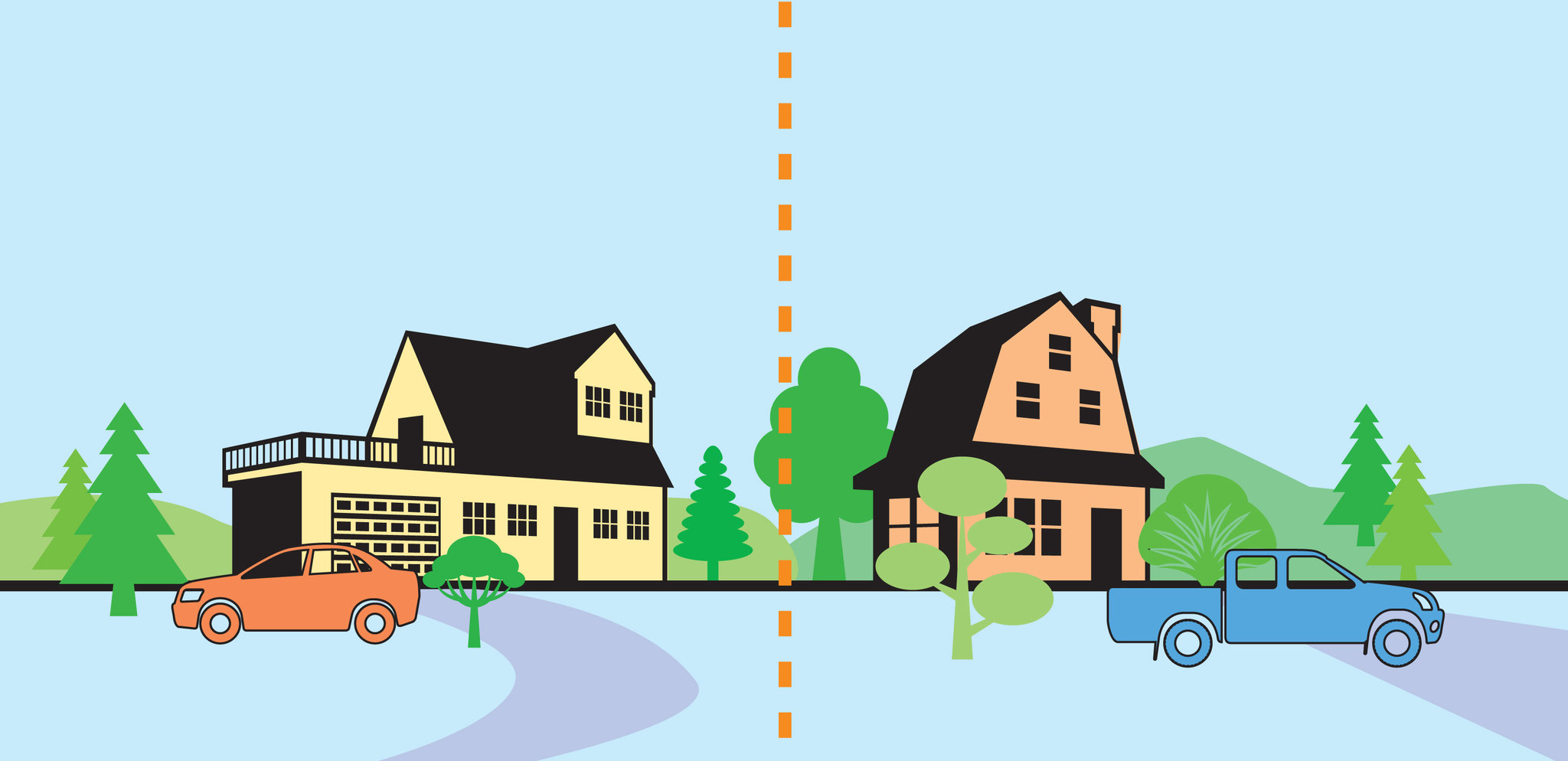 Your Neighbor In An Adjacent Zip Code May Pay Less For Car Insurance The New York Times