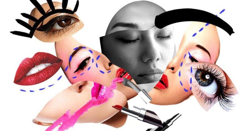 South Korean Women Smash Makeup And