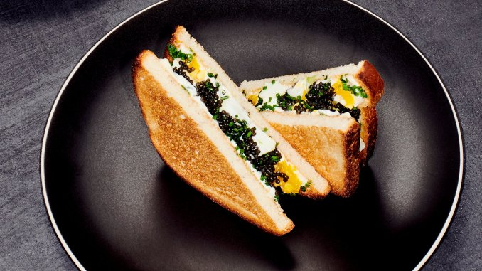 This Sandwich Is a Luxurious Holiday Gift to You - The New