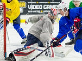 In the U.S., Young Hockey Goalies Are Coming In From the Cold