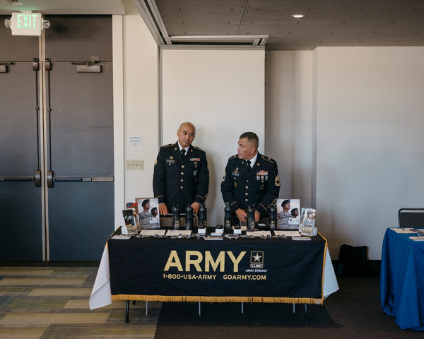 the army in need