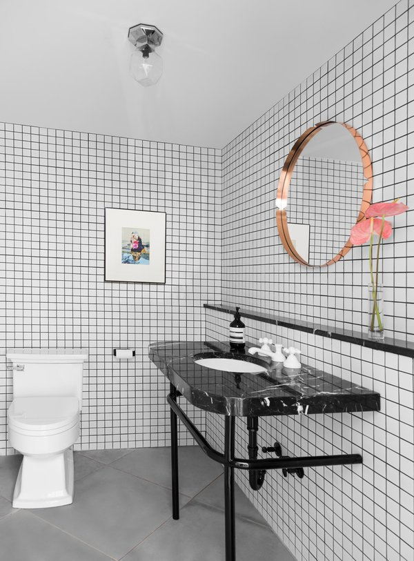 Rebooting The Bathroom The New York Times