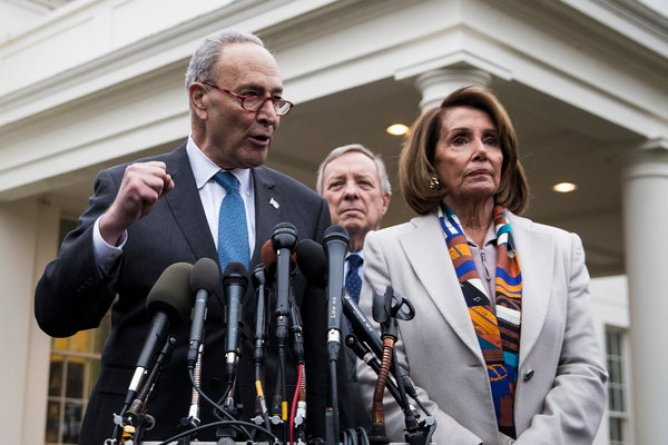 Image result for pelosi and schumer