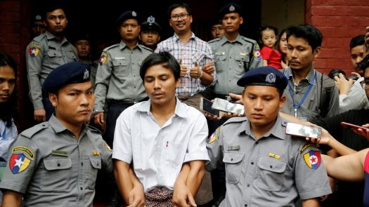 Myanmar Court Upholds Convictions of Two Reuters ...