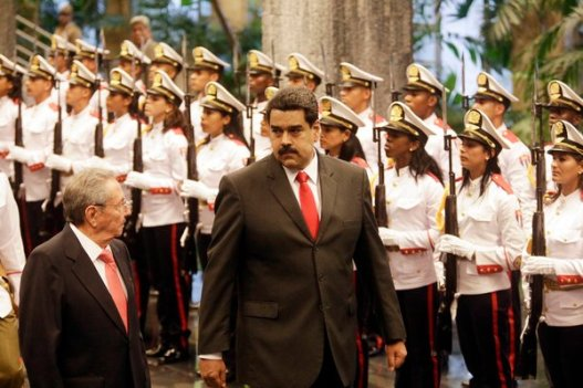 Image result for images of cuban and venezuela intelligence agents