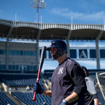 Gary Sanchez Enters Yankees Camp In Great Shape, But Still An Enigma