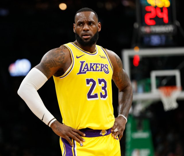 Lebron James Was Supposed To Make The Lakers Great But When
