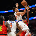 Knicks End Franchise-worst Losing Streak With Win Over Hawks