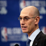 Adam Silver Calls The N.b.a. 'a 52-week-a-year Sport'
