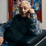 The Surprising Tale Of One Of Frank Stella's Black Paintings