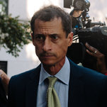 Anthony Weiner Is Out Of Federal Prison, And In A Re-entry Center In Brooklyn