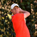 Rory Mcilroy Leads Mexico Championship, Shining Where Tiger Woods Struggles