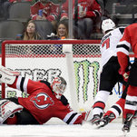 N.h.l. Roundup: Devils Blank Senators, But Who Didn't Play May Be Bigger News