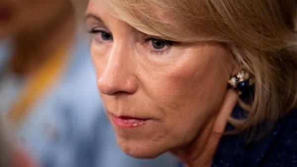 Devos Illegally Delayed Special Education Rule Judge