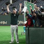 On Baseball: The A's Look To The Corners, And Inward, For Another Improbable Run