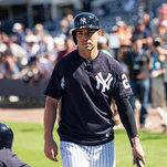 Jacoby Ellsbury Reports To Yankees Camp With An Injury-clouded Future