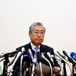 Japan's Olympic Committee Meets As Its Chief Faces Charges