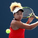 The Osakas' Brief Sister Act At The Miami Open