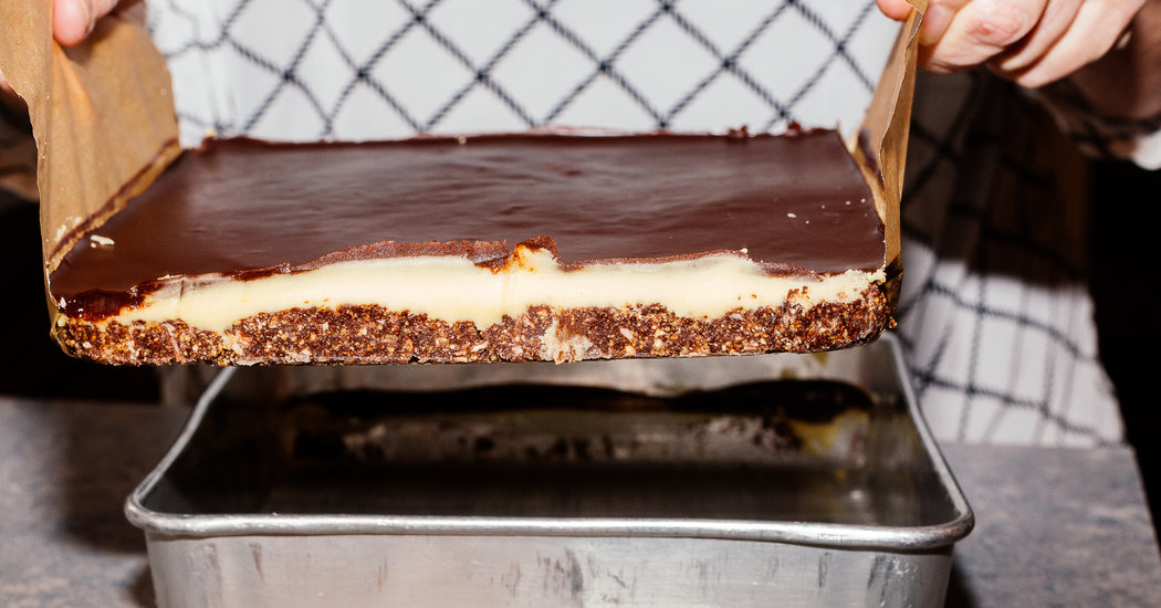 Too Much on the Bottom and Not Enough in the Middle: Nanaimo Bar Outrage