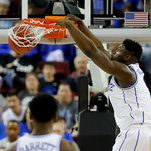 N.c.a.a. Tournament: Day 2: Zion Williamson Wills Duke To An Opening Win