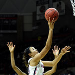 N.c.a.a. Women's Tournament: Uconn, Just A No. 2 Seed, Rolls