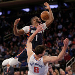 Clippers 124, Knicks 113: Clippers Give Knicks Their Second 60-loss Season