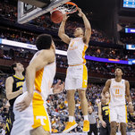 N.c.a.a. Tournament: Tennessee Survives In Overtime