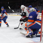 Islanders 2, Coyotes 0: Islanders Blank Coyotes And Keep Pace With The Capitals