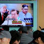 North Korea Steps Up Effort To Divide South Korea And U.s.