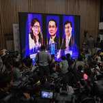 As Thai Pro-military Party Celebrates Election Lead, So Do Its Opponents