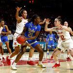 N.c.a.a. Women's Tournament: No. 11 Missouri State Shocks No. 3 Iowa State