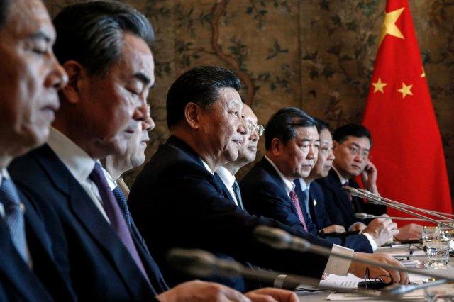 鸦片战争的苦涩历史笼罩中美贸易谈判- 纽约时报中文网