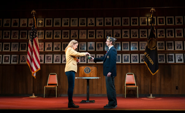 Review Can A Play Make The Constitution Great Again