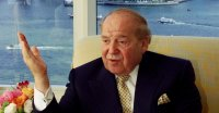 Sheldon Adelson, Billionaire Donor to G.O.P. and Israel, Is Dead at 87