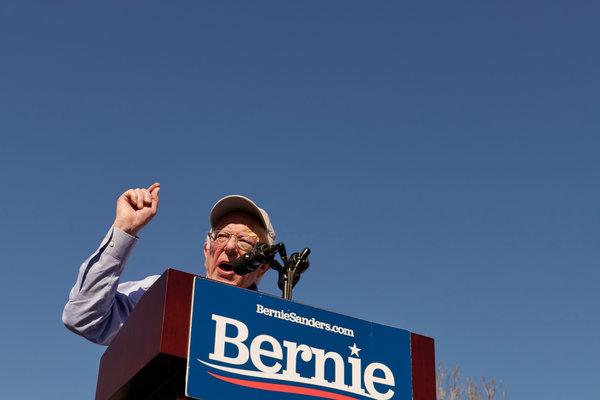 Bernie Sanders Raised 18 Million In 6 Weeks His 2020