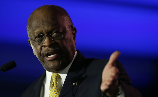Herman Cain Opens A New Metoo Minefield For Republicans