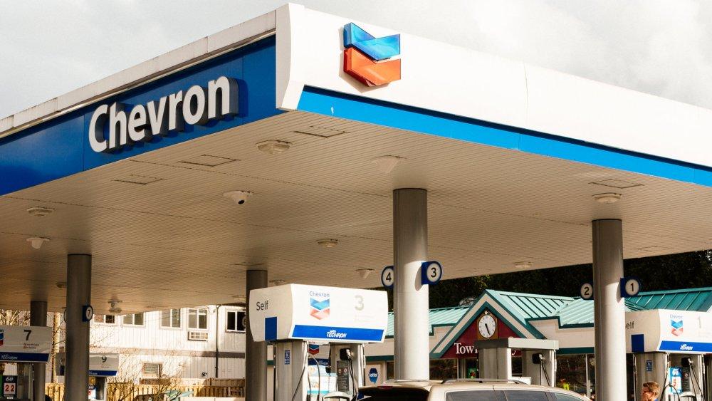 Chevron itsekiri